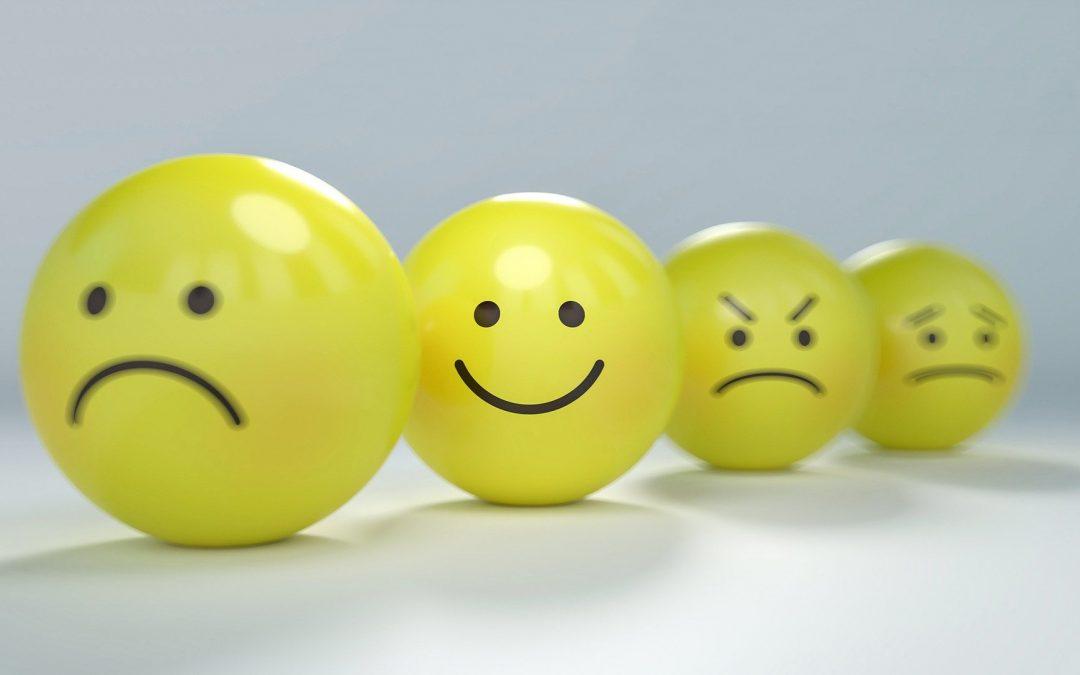 A influência das emoções