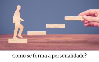 Como se forma a personalidade?