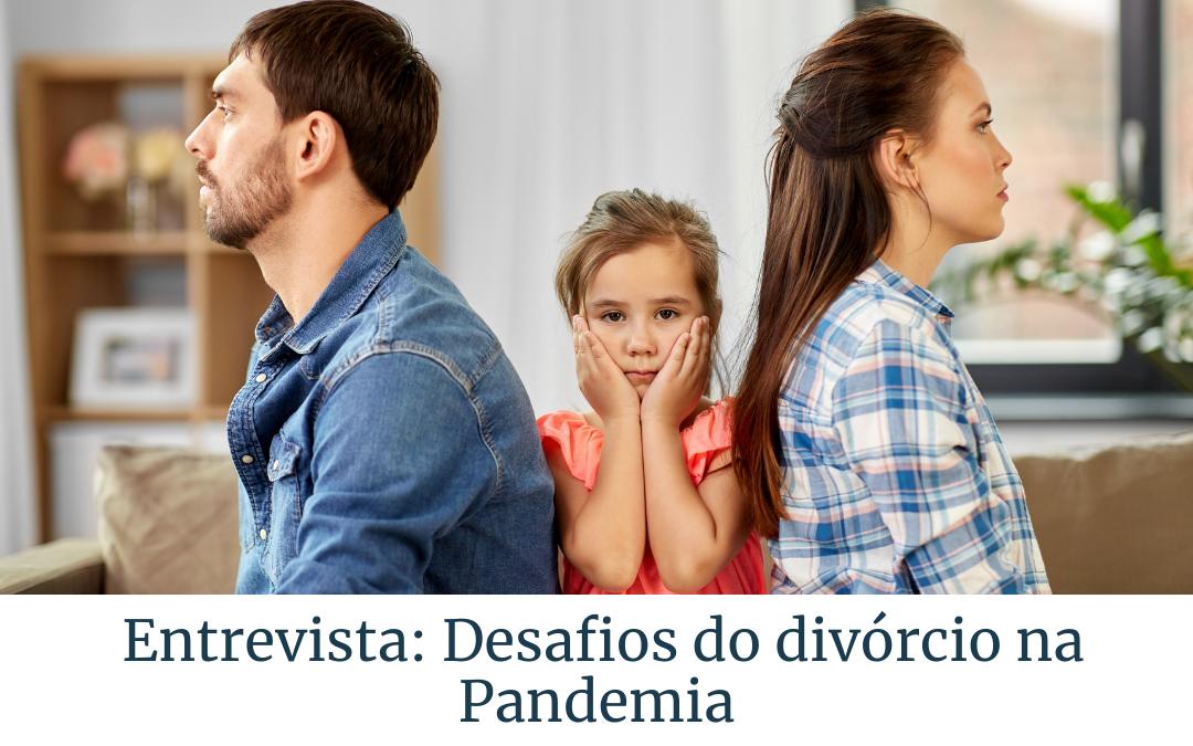 Renata Borja fala sobre os divórcios na Pandemia