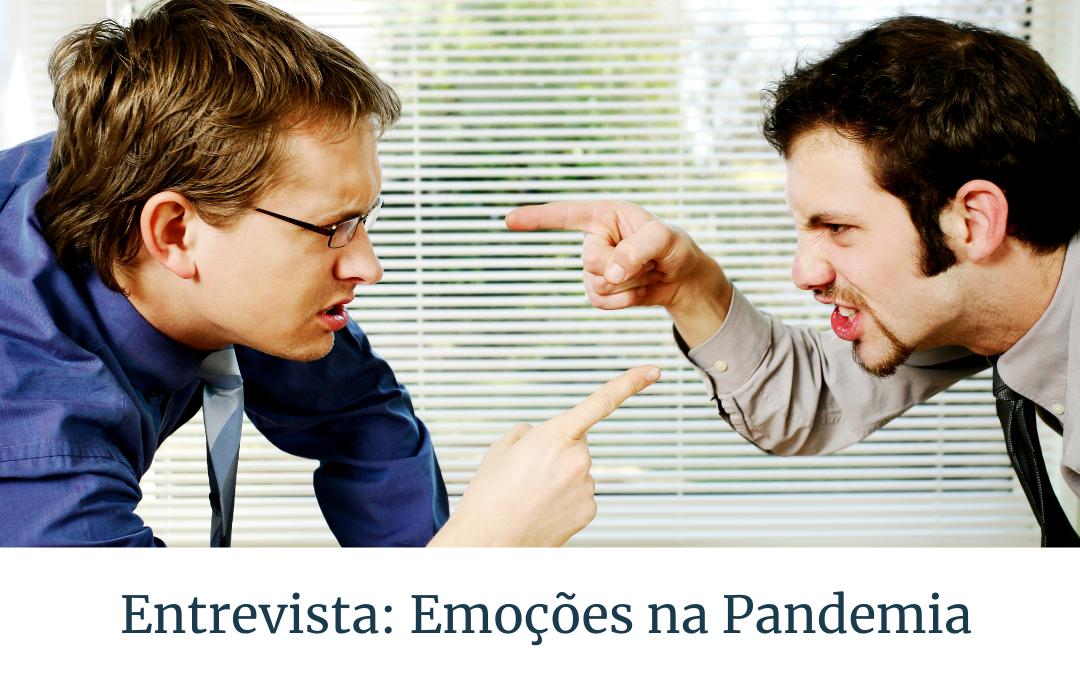 Renata Borja fala sobre emoções e ações na pandemia